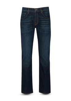 7 For All Mankind Slim Straight Fit Jeans in Democracy