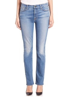 7 For All Mankind Slim-Straight Jeans