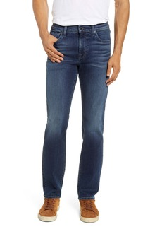 7 For All Mankind 'Slimmy - Luxe Performance' Slim Fit Jeans (Medium Blue)