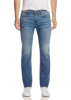 7 For All Mankind AirWeft Slimmy Slim Fit Jeans in Almafi Coast