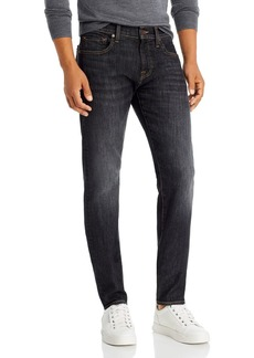 7 For All Mankind Slimmy Slim Fit Clean Pocket Jeans in La Brea