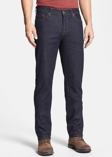 7 For All Mankind® 'Slimmy' Slim Fit Jeans (Dark & Clean)
