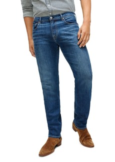 7 For All Mankind Slimmy Slim Fit Jeans in New York Dark