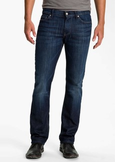 7 For All Mankind® Slimmy Slim Fit Jeans (Los Angeles Dark)