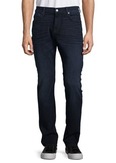 7 For All Mankind Luxe Performance Slimmy Slim Straight-Leg Jeans