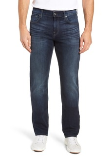 7 For All Mankind® Standard Fit Straight Leg Jeans (Justice)