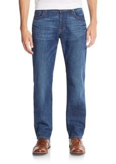 7 For All Mankind Standard Straight-Leg Jeans