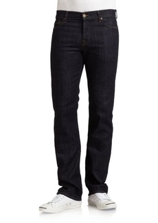 7 For All Mankind Standard Straight Relaxed Fit Jeans