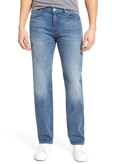 7 For All Mankind® 'Standard' Straight Leg Jeans (Marrakech)