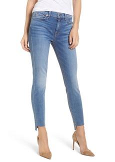 7 For All Mankind® Step Hem Ankle Skinny Jeans (Fillmore)