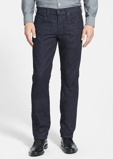7 For All Mankind® The Straight - Luxe Performance Slim Straight Leg Jeans (Deep Well)