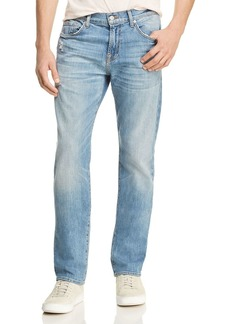 7 For All Mankind Straight Fit Jeans in Cowboy