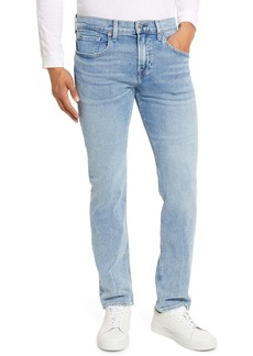 7 For All Mankind Straight Fit Stretch Jeans (Frye)