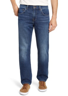 7 For All Mankind® The Straight Series 7 Slim Straight Leg Jeans (Finally Free)