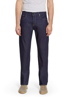 7 For All Mankind® Straight Leg Jeans (Incognito Dark Blue)