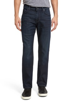 7 For All Mankind® The Straight Airweft Slim Straight Slim Leg Jeans (Perennial)