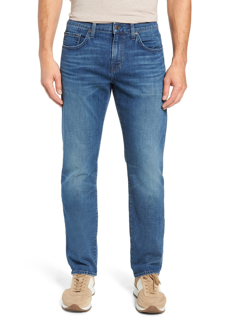 7 For All Mankind® The Straight Slim Straight Leg Jeans (Lynnwood)