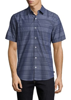 7 For All Mankind Stripe Shirt