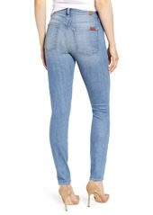 7 For All Mankind® Super Skinny Jeans (Light Sky)