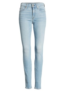 7 For All Mankind® Super Skinny Jeans (Light Sky)