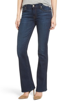 7 For All Mankind® Tailorless - Icon Bootcut Jeans (Santiago Canyon) (Short)