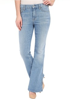 7 For All Mankind Tailorless A Pocket in Palisades Blue