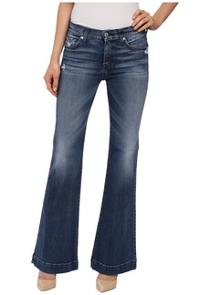 7 For All Mankind Tailorless Dojo in Lake Blue
