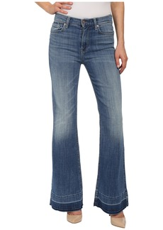 7 For All Mankind Tailorless Ginger in Bright Light Broken Twill 2
