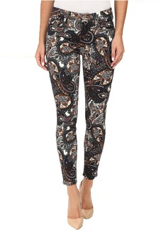 7 For All Mankind The Ankle Skinny in Underground Paisley