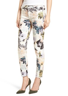 7 For All Mankind® The Ankle Skinny Jeans (Desert Garden)