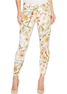 7 For All Mankind The Ankle Skinny Jeans in Tropical Print