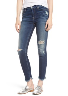 7 For All Mankind® The Ankle Skinny Jeans (Liberty)