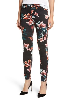 7 For All Mankind® The Ankle Skinny Jeans (Moonlit Orchid)