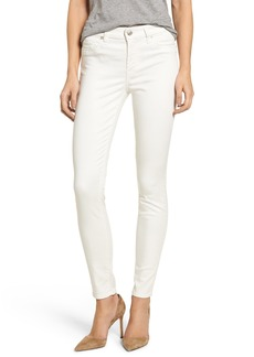 7 For All Mankind® The Ankle Skinny Jeans (Pearl)