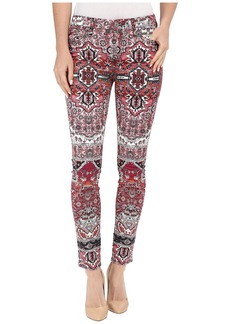 7 For All Mankind The Ankle Skinny with Contour WB in Olympia Mosaic
