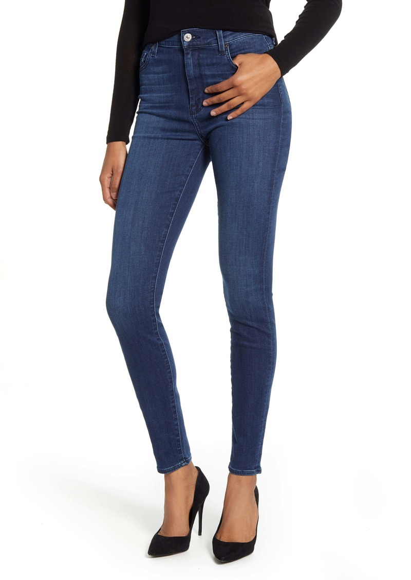 7 For All Mankind The High Waist Skinny Jeans (B Air Authentic Mistic)