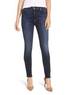 7 For All Mankind® The High Waist Skinny Jeans (Authentic Fate)