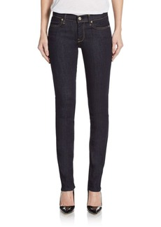 7 For All Mankind The Modern Straight-Leg Jeans