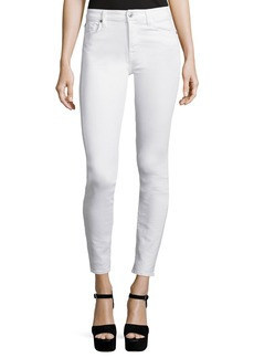 7 For All Mankind The Skinny Ankle Jeans