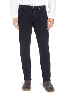 7 For All Mankind® The Straight - Luxe Performance Slim Straight Leg Jeans (Authentic Overlord)