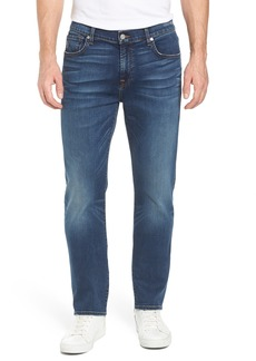 7 For All Mankind® The Straight - Luxe Performance Slim Straight Leg Jeans (Union)