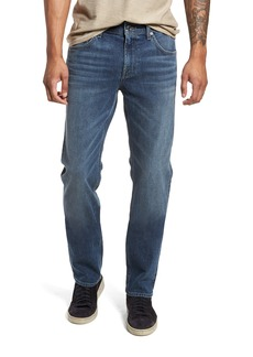 7 For All Mankind® The Straight Slim Straight Fit Jeans (Sinai)