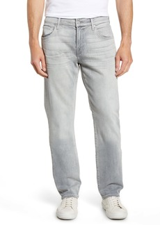 7 For All Mankind® The Straight Slim Straight Leg Jeans (Altruist Grey)