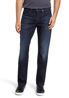 7 For All Mankind® The Straight Slim Straight Leg Jeans (Baker)