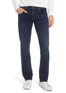 7 For All Mankind® The Straight Slim Straight Leg Jeans (El Niño)