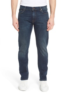 7 For All Mankind® The Straight Slim Straight Leg Jeans (Mark Lane)