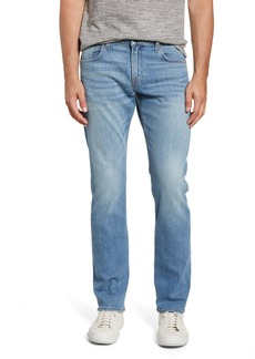 7 For All Mankind® The Straight Slim Straight Leg Jeans (Traction)