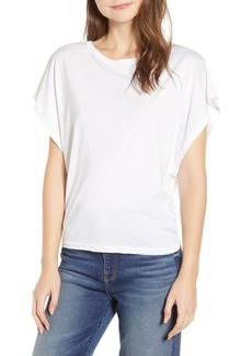 7 For All Mankind Tie Back Tee