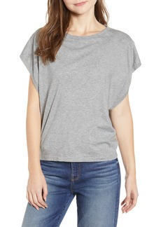 7 For All Mankind® Tie Back Tee