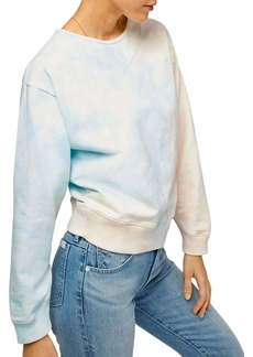 7 For All Mankind Tie Dyed Sweatshirt